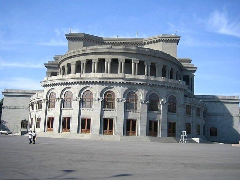 Армянский академический театр оперы и балета им. А. Спендиарова