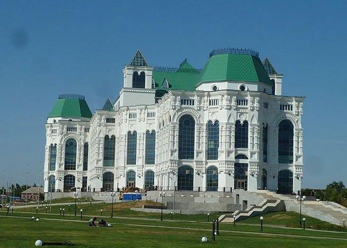 Астраханский государственный театр о��еры и балета