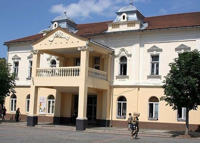 Закарпатский областной государственный русский драматический театр